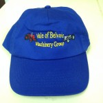 Club Branded Baseball Caps - Avaialble in a variety of colours One size fits all Priced at £6