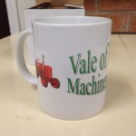 Club Branded Mug - Priced at £3.50