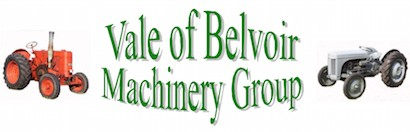 The Vale of Belvoir Machinery Group